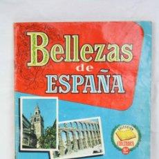 Coleccionismo Álbumes: ÁLBUM DE CROMOS INCOMPLETO - BELLEZAS DE ESPAÑA. COL. CULTURA - ED. BRUGUERA - FALTAN 83 CROMOS. Lote 48275900
