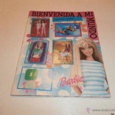 Coleccionismo Álbumes: ALBUN CROMOS BARBIE. Lote 48579568
