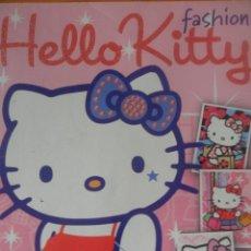 Collectable Incomplete Albums - HELLO KITTY FASHION · contiene 147 cromos de 186 - album de cromos PANINI - 48719460