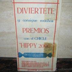 Coleccionismo Álbumes: ALBUM DE CROMOS HIPPY 2000 CHICLE NUMERO 1.. Lote 49444385
