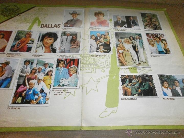 Coleccionismo Álbumes: album tele popbuen estado solo faltan 20 cromos - Foto 2 - 49911319
