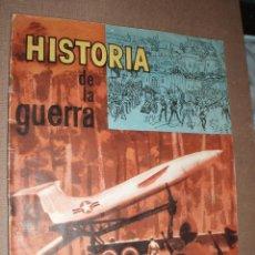 Coleccionismo Álbumes: ALBUM HISTORIA DE LA GUERRA,RUIZ ROMERO,SOLO FALTAN 15 CROMOS. Lote 50302226