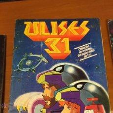 Coleccionismo Álbumes: ULISES 31 CON 81 CROMOS SE VENDERIAN SUELTOS. Lote 50353270