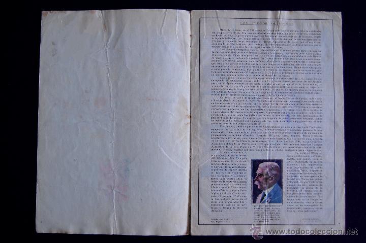 Coleccionismo Álbumes: ALBUM ATLETAS TOKIO 1964. CON 95 CROMOS DE 120. 1964. FHER-DISGRA. - Foto 2 - 50719936