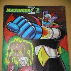 Coleccionismo Álbumes: ÁLBUM DE CROMOS MAZINGER Z 2, ED. FHER, INCOMPLETO, AÑO 1978. Lote 50732978
