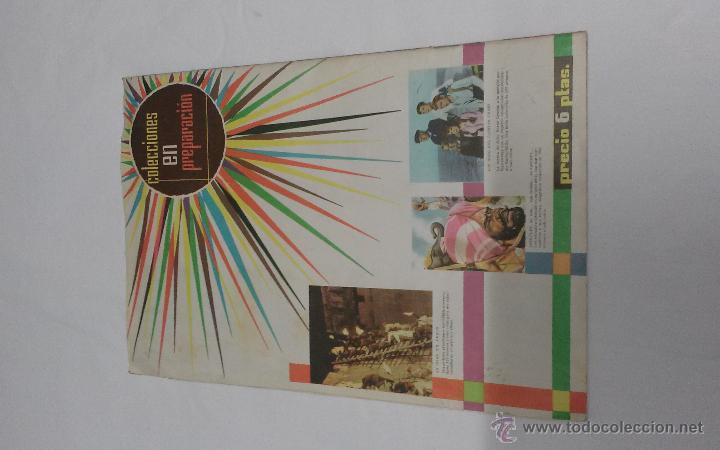 Coleccionismo Álbumes: ALBUM DE CROMOS MARISOL RUMBO A RIO - FHER - AÑO 1963 - FALTAN DOS CROMOS - Foto 2 - 51003156
