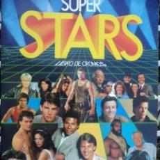 Coleccionismo Álbumes: ALBUM TELE POP EDICIONES ESTE 1986. INCOMPLETO. MUY BUEN ESTADO, CON FOTOS DE TODOS LOS CROMOS. Lote 51199192