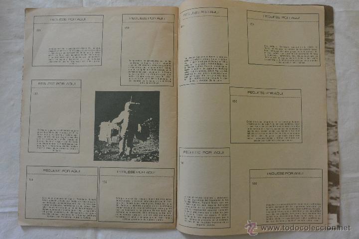 Coleccionismo Álbumes: ALBUM CROMOS ESPACIO 70 - Foto 3 - 51208645