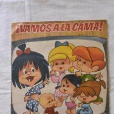 Coleccionismo Álbumes: ALBUM CROMOS INCOMPLETO VAMOS A LA CAMA. Lote 51247223