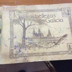 Coleccionismo Álbumes: LAS BELLEZAS DE GALICIA FALTAN 87 CROMOS . Lote 51424288