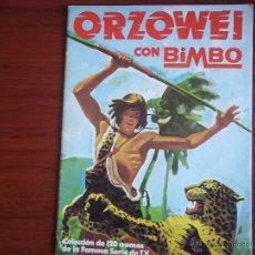 Coleccionismo Álbumes: ALBUM ORZOWEI CON BIMBO 1978 (A-4). Lote 51689793