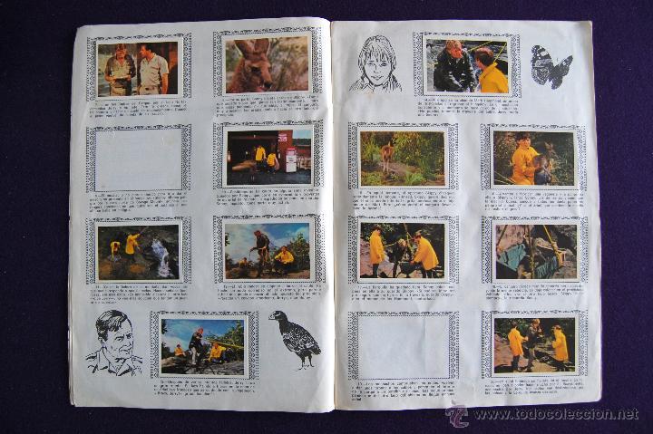 Coleccionismo Álbumes: ALBUM SKIPPY EL CANGURO. CON 94 DE 110 CROMOS. 1972.FHER. TELEFILM DE LA T.V. -SOLO FALTAN 16 CROMOS - Foto 4 - 51783552