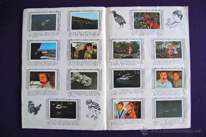 Coleccionismo Álbumes: ALBUM SKIPPY EL CANGURO. CON 94 DE 110 CROMOS. 1972.FHER. TELEFILM DE LA T.V. -SOLO FALTAN 16 CROMOS - Foto 10 - 51783552