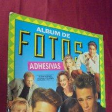 Coleccionismo Álbumes: ALBUM DE FOTOS ADHESIVAS. SENSACION DE VIVIR. INCOMPLETO. EDICIONES ESTE. 1991.. Lote 51784957