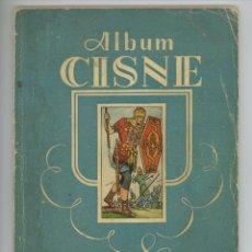 Coleccionismo Álbumes: ÁLBUM CISNE. 194. FALTAN 8 CROMOS DE 120 . Lote 52624045