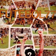 Coleccionismo Álbumes: ALBUM DE CROMOS FUTEBOL 77 DE PORTUGAL . Lote 52668042