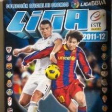 Coleccionismo Álbumes: ALBUM DE CROMOS LIGA 2011-12-VACIO. Lote 52740753