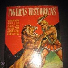 Coleccionismo Álbumes: FIGURAS HISTORICAS - CHOCOLATES OLLE - ALBUM VACIO - (V-5260). Lote 52865863