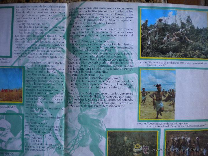 Coleccionismo Álbumes: ALBUM ORZOWEI, TIENE 69 DE 120 CROMOS - Foto 2 - 53419446