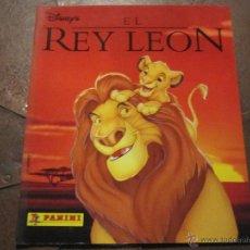 Collectable Incomplete Albums - EL REY LEON - DISNEY - PANINI 1995 FALTAN 40 CROMOS - 53072347