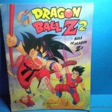 Coleccionismo Álbumes: ALBUM DRAGON BALL Z 2 . Lote 53193437