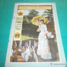 Coleccionismo Álbumes: ALBUM DE FHER ¿DONDE VAS ALFONSO 13? DE 168 CROMOS FALTAN 4 BUEN ESTADO. Lote 53239735