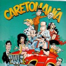 Coleccionismo Álbumes: CARETOMANIA PANINI EL ESTADO DEL ALBUM Y LOS CROMOS ES MUY BUENO . Lote 53245670