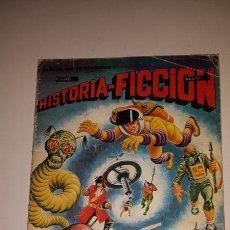 Coleccionismo Álbumes: HISTORIA FICCION. Lote 53285969