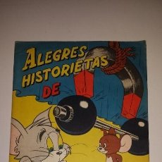 Coleccionismo Álbumes: ALEGRES HISTORIETAS DE TOM Y JERRY. Lote 53286034