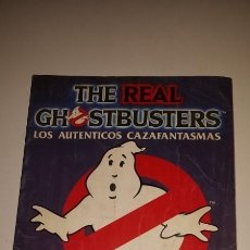 Coleccionismo Álbumes: THE REAL GHOSTBUSTERS - PANINI. Lote 53286527