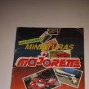 Coleccionismo Álbumes: LAS GRANDES MINIATURAS MAJORETTE. Lote 53286622