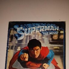 Coleccionismo Álbumes: SUPERMAN THE MOVIE. Lote 53286799