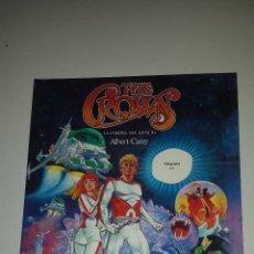Coleccionismo Álbumes: THE CROWN 11 ED. JULIO 1987 - NUTREXPA. Lote 53391843