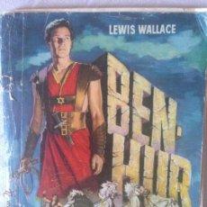 Coleccionismo Álbumes: BEN-HUR. ALBUM DE CROMOS 1960. FALTAN 6 CROMOS.. Lote 53472416
