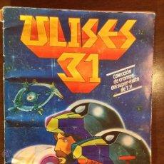 Coleccionismo Álbumes: ULISES 31. Lote 53633925