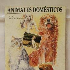 Coleccionismo Álbumes: ÁLBUM ANIMALES DOMÉSTICOS, DE PANINI, COMPLETO. Lote 53817264