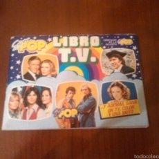 Coleccionismo Álbumes: ALBUM REVISTA SUPERPOP INCOMPLETO A FATA DE 9 CROMOS. Lote 53867574