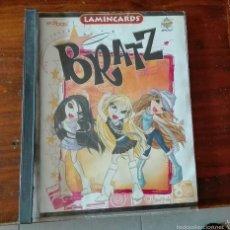 Coleccionismo Álbumes: BRATZ-ALBUM DE LAMINCARDS-142 DE 150. Lote 54161919