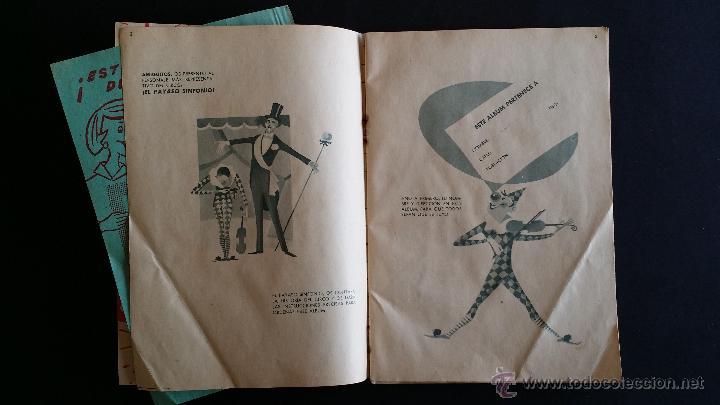 Coleccionismo Álbumes: Álbum El circo y su alegría. - Foto 2 - 54370200