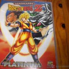 Coleccionismo Álbumes - album archivador dragon ball z lamincards platinum - precintado - 54526206