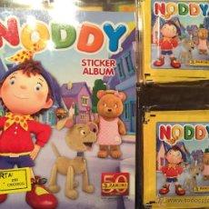 Coleccionismo Álbumes: BLISTER ALBUM DE CROMOS NOODY + 50 SOBRES. PANINI. Lote 54579017