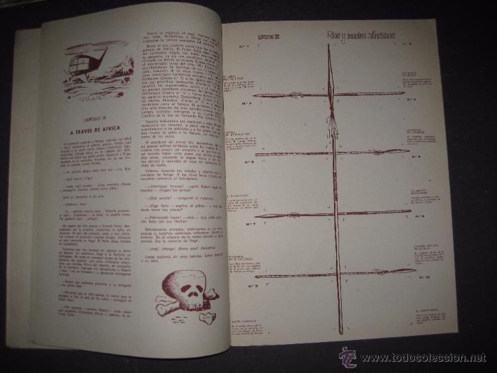 Coleccionismo Álbumes: A TRAVES DEL AFRICA - CHOCOLATES BATANGA ALBUM Nº 1 - ALBUM VACIO - VER FOTOS - ( V- 4513) - Foto 3 - 54633558