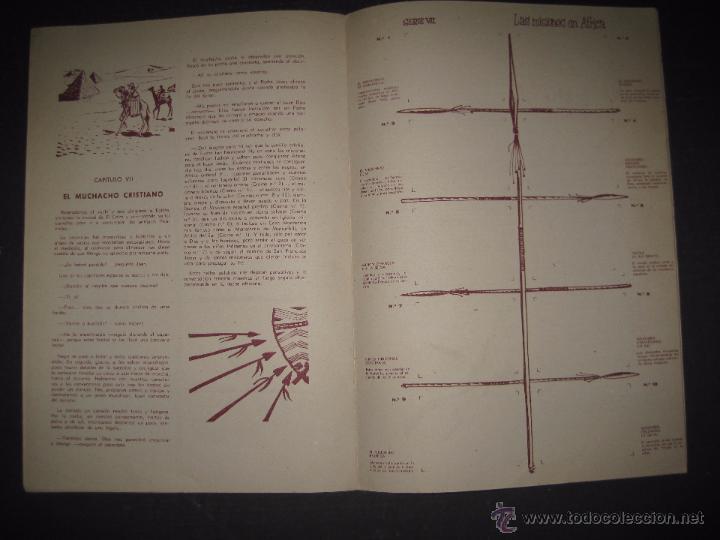 Coleccionismo Álbumes: A TRAVES DEL AFRICA - CHOCOLATES BATANGA ALBUM Nº 1 - ALBUM VACIO - VER FOTOS - ( V- 4513) - Foto 5 - 54633558