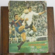 Coleccionismo Álbumes: 7189 - ÁLBUM DE 232 CROMOS. CAMPEONATO DE LIGA 1965-1966. DISGRA. TALL. FHER. 1965.. Lote 54028973