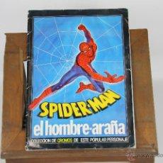 Coleccionismo Álbumes: 6825 - ALBUM DE CROMOS DE SPIDER-MAN. MARVEL. 1977.. Lote 50424935