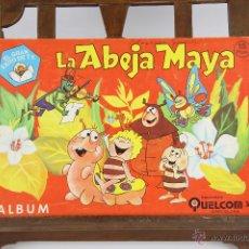 Coleccionismo Álbumes: 6828 - ALBUM DE CROMOS DE LA ABEJA MAYA. EDIC. QUELCOM. 1978.. Lote 50435619