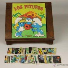 Coleccionismo Álbumes: 6832 - ALBUM DE CROMOS LOS PITUFOS. EDIC. PANINI. 1982.. Lote 50440684