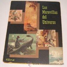 Coleccionismo Álbumes: VV.AA. LAS MARAVILLAS DEL UNIVERSO. II VOLUMEN. SERIES 25 A 48. RM73683. . Lote 55021214