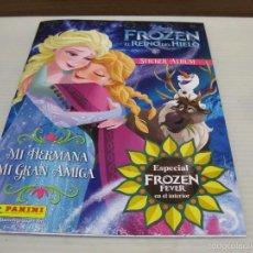 Coleccionismo Álbumes: FROZEN , EL REINO DEL HIELO. 2015. Lote 194736701