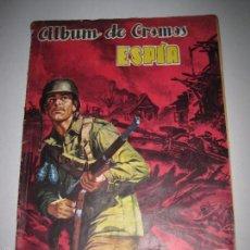 Coleccionismo Álbumes: ALBUM ESPIA -ALBUM INCOMPLETO -EDITORIAL MAGA - (V-5255). Lote 56278047
